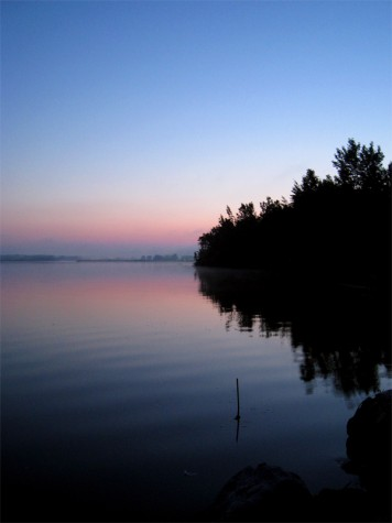 Muskegon Lake, August 9, 2011