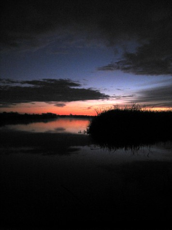 Muskegon River, October 28, 2011