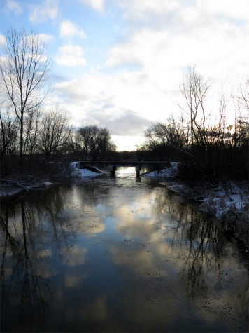 Muskegon River 5, February 11, 2012