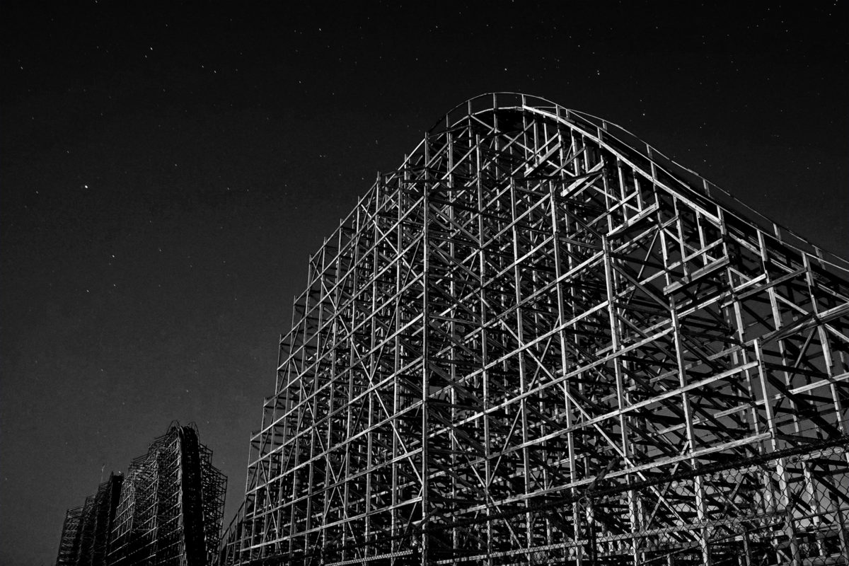 Michigan Adventure By Moonlight